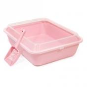 에이스펫 평판 화장실 핑크