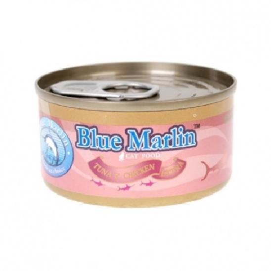 블루마린 엑스트라 참치&닭고기 캔 80g 사진