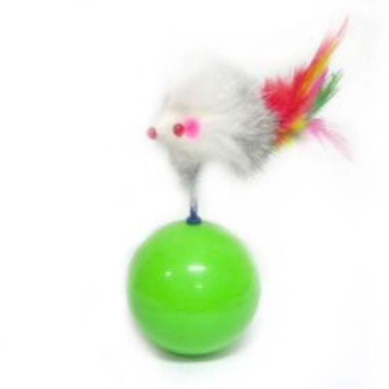 그린펫 오뚜기 쥐 장난감 사진