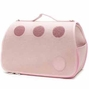 닥터펫 패션 이동가방 핑크 중형