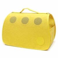 닥터펫 패션 이동가방 옐로우 중형