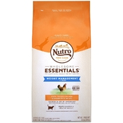 뉴트로 내추럴 초이스 1세이상 체중관리 어덜트 닭고기와 현미 2.95kg + 템테이션 샘플