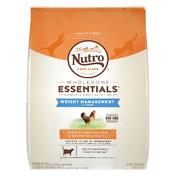 뉴트로 내추럴 초이스  1세이상 체중관리용 닭고기와 현미 6.35kg + 템테이션 샘플