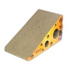 HALO 치즈 경사 스크래쳐 사진