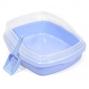 에이스펫 코지 평판 화장실 블루