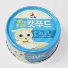 사조 로하이 캣푸드 참치&닭가슴살 캔 90g 사진