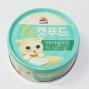 사조 로하이 캣푸드 참치&다랑어흰살 캔 90g
