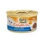 퓨리나 팬시피스트 딜라이츠 흰살생선&체다치즈 캔 85g