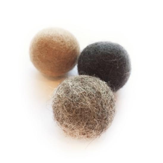 오드리캣 모찌모찌 양모볼 2개입 랜덤발송 사진