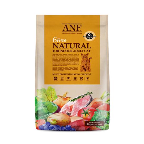ANF 유기농 6Free 인도어 어덜트 2kg 사진
