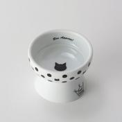 네코이찌 간식그릇 물방울무늬