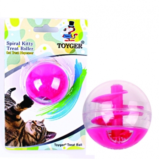토이거 트릿볼 핑크 사진