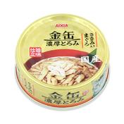 아이시아 금관 농후 참치&닭가슴살 캔 70g