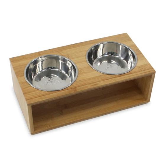 수퍼펫 대나무 원목 식탁 M 사진
