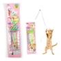 타키 네코모테 먹을수있는 고양이 장난감 리본형