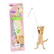 타키 네코모테 먹을수있는 고양이 장난감 리본형 리필형