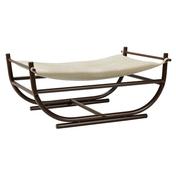 타이니테일 카누 침대 쵸코브라운 HJP10009-C
