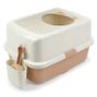 허니비 탑엔트리 화장실 라떼 + 두부랑캣츠 모래