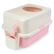 허니비 탑엔트리 화장실 핑크