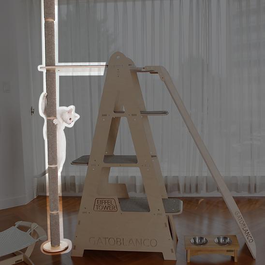 가또블랑코 자작나무 에펠타워 확장형 업그레이드(카펫포함) 사진