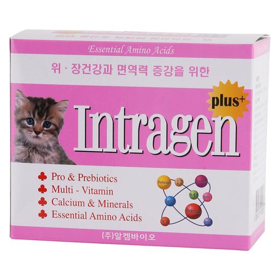 인트라젠 플러스 종합영양제 분말형 30개입 사진