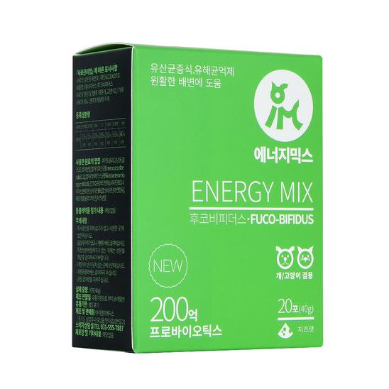 에너지믹스 후코비피더스 2g 20포 사진