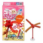 마루칸 젤라틴 장난감 스탠드형 가다랑어맛 + 리필 2개