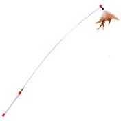 쿠치올로 와이어 낚싯대 깃털 색상랜덤