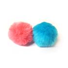 힐링타임 인디 밍크볼 1개 색상랜덤 + 캣닢가루 사진