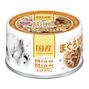 먀우먀우 토비키리 참치&닭가슴살 캔 60g