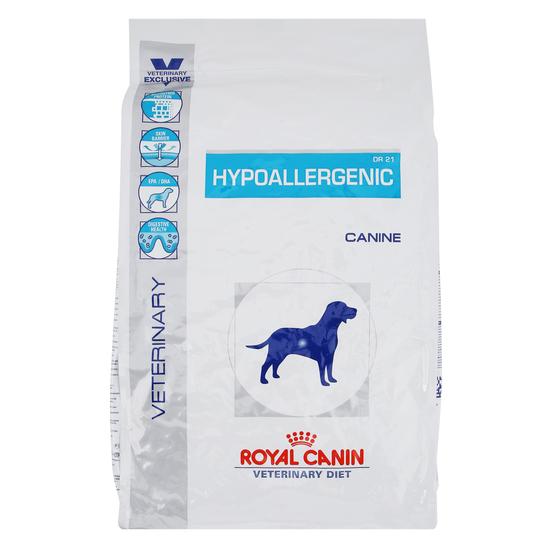 로얄캐닌 강아지 하이포알러제닉 7kg (중대형견용 중간입자) 사진