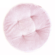 럭셔리 엠보싱 양면 쿠션 핑크 - 퀸 오브 캣닢가루 증정