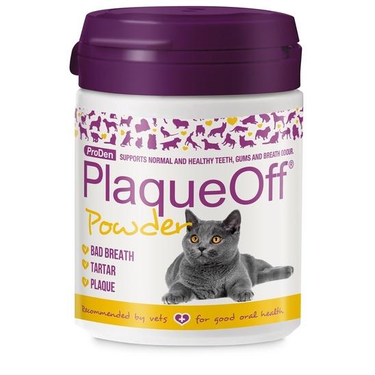 프로덴 플라그오프 고양이전용 파우더 40g + 펫투스 케어 칫솔 증정 사진