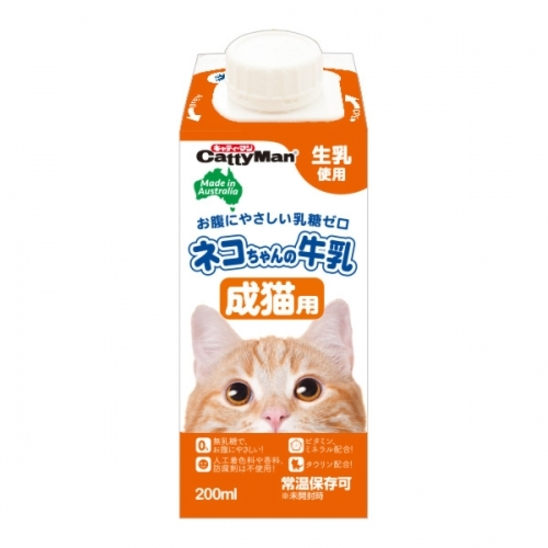 캐티맨 호주산 고양이 우유 어덜트 200ml - 유통기한 2019.12.31 사진