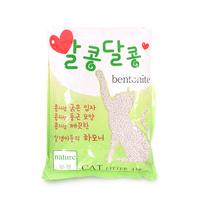 알콩달콩 벤토나이트 무향 4kg (6L)