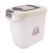 키플 캣아이디어 럭셔리 사료통 5kg 크림 + 웰니스 시그니쳐 캔