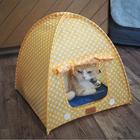 네꼬모리 텐트 레몬톡톡 사진