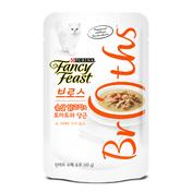 퓨리나 팬시피스트 로얄 브로스 순살 닭고기&토마토와 당근 크리미 육수 파우치 40g