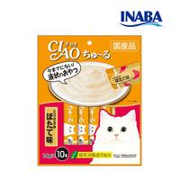 이나바 챠오츄르 닭가슴살&조갯살 14g 10개입