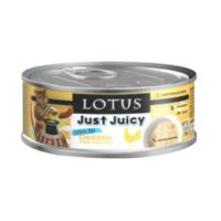 로투스 그레인프리 저스트 쥬시 치킨 캔 150g