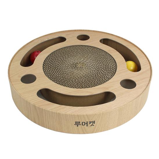 루어캣공방 플레이볼 서클 콤보 + 싱그런 캣닢 사진